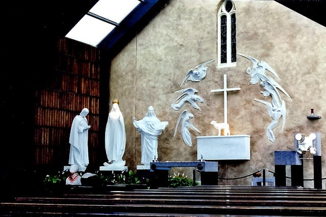 Marian Apparitions Knock Ireland