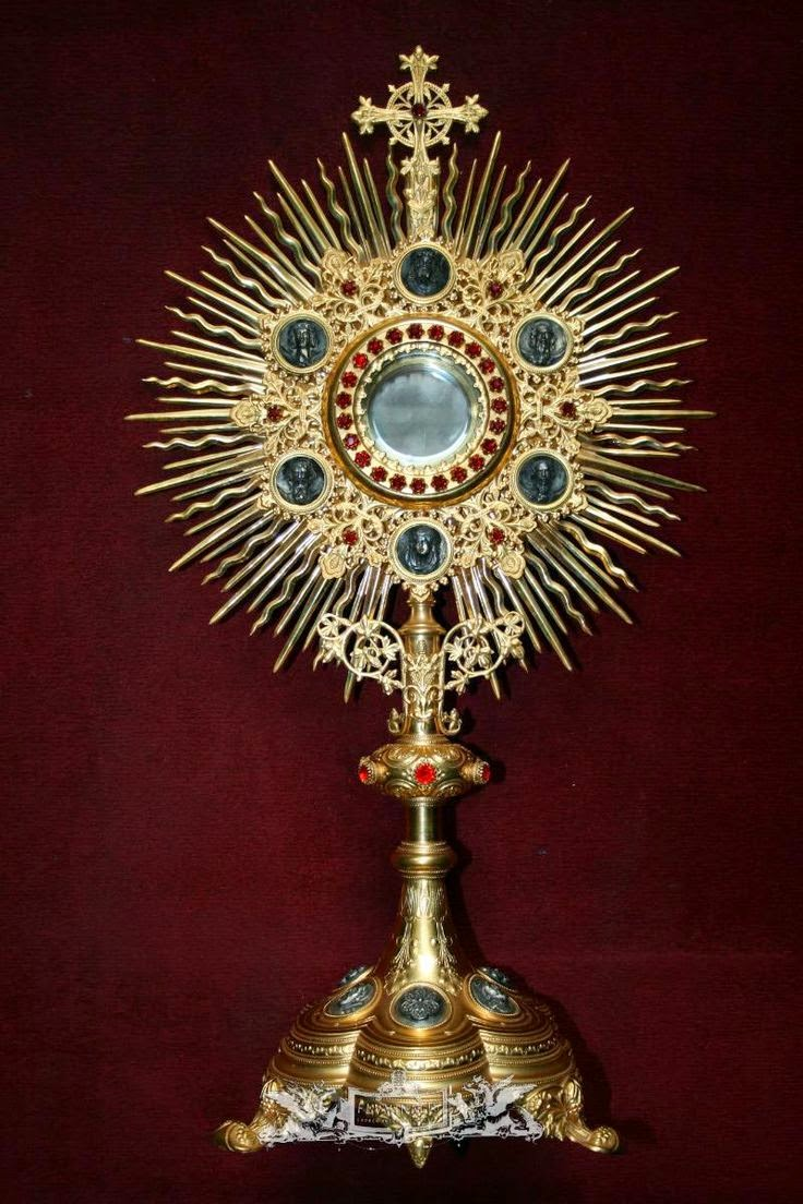 Eucharistic Adoration Benefits