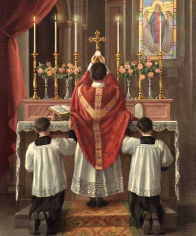 November 1 ~ Why the Latin Mass